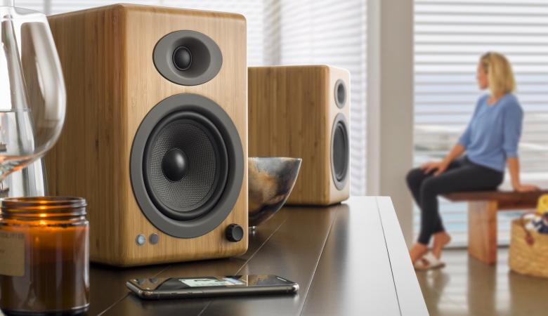Wireless Speakers Audio Engine A5+