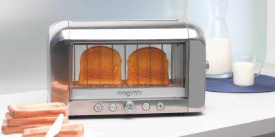 See-Through Toaster